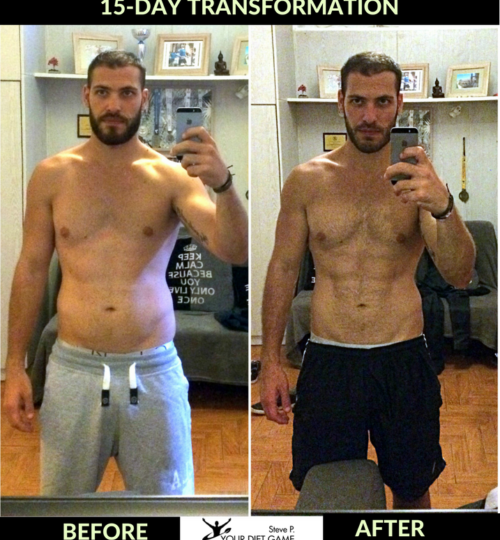 15DAY TRANSFORMATION